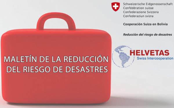 Maletín de la Reducción del Riesgo de Desastres