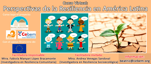 Curso Virtual: Perspectivas de la Resiliencia en América Latina (1ra Versión)