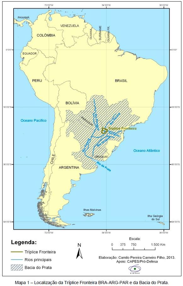 Integración transfronteriza en la Triple Frontera Brasil-Argentina-Paraguay (Tesis)