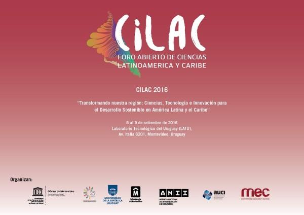 Invitación a Foro CILAC 2016