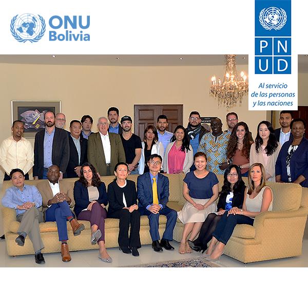 """Segundo encuentro anual del programa global """"Saemaul undong hacia nuevas comunidades inclusivas y sostenibles"""""""