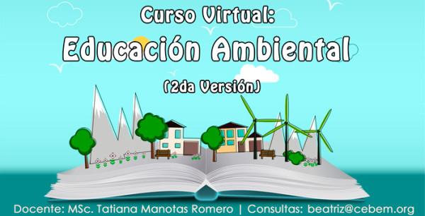 Curso Virtual: Educación Ambiental (2da. Versión)