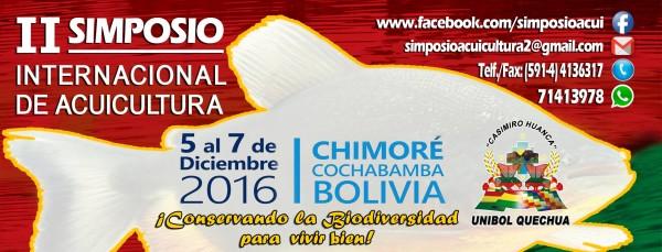 II Simposio Internacional de Acuicultura
