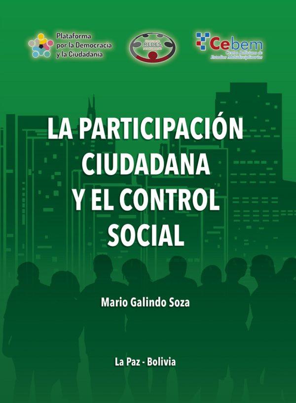 La Participación Ciudadana y el Control Social