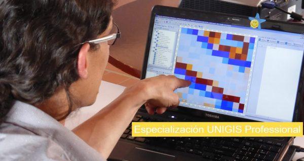 Especialización en Sistemas de Información Geográfica - SIG