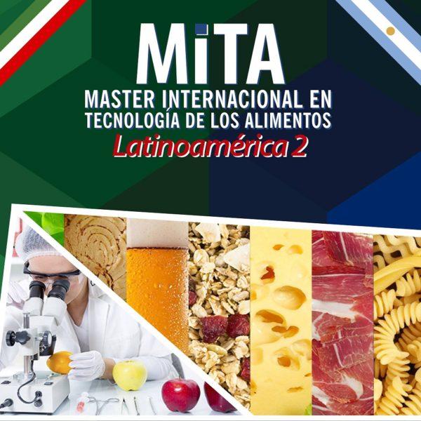 MITA Latinoamérica - Máster Internacional en Tecnología de los Alimentos