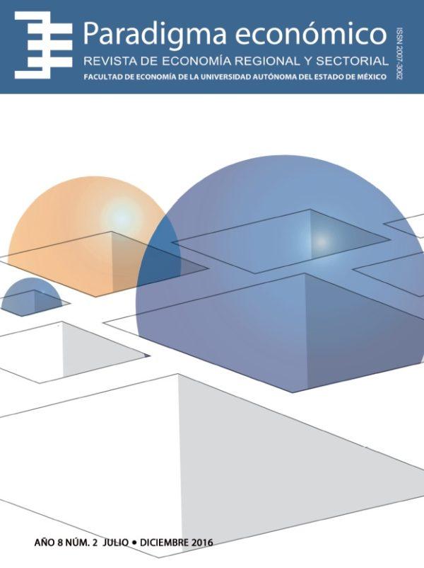 PARADIGMA ECONÓMICO, revista de economía regional y sectorial