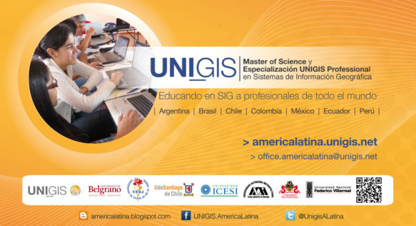 Programas de Postgrado - Sistemas de Información Geográfica SIG