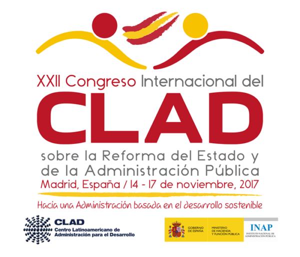 XXII Congreso Internacional del CLAD sobre la Reforma del Estado y de la Administración Pública