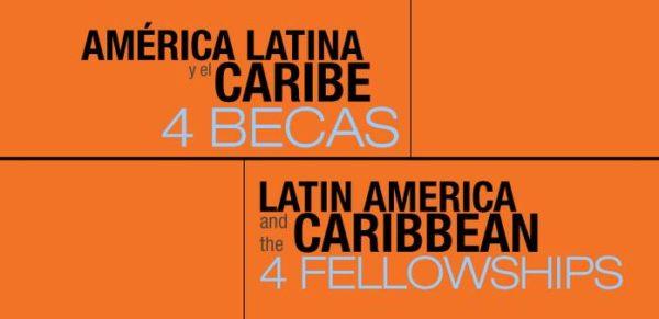 Convocatoria 2017-2018 a Jóvenes Profesionales de América Latina y El Caribe
