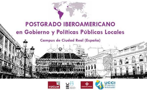 Postgrado Iberoamericano en gobierno y Políticas Publicas Locales