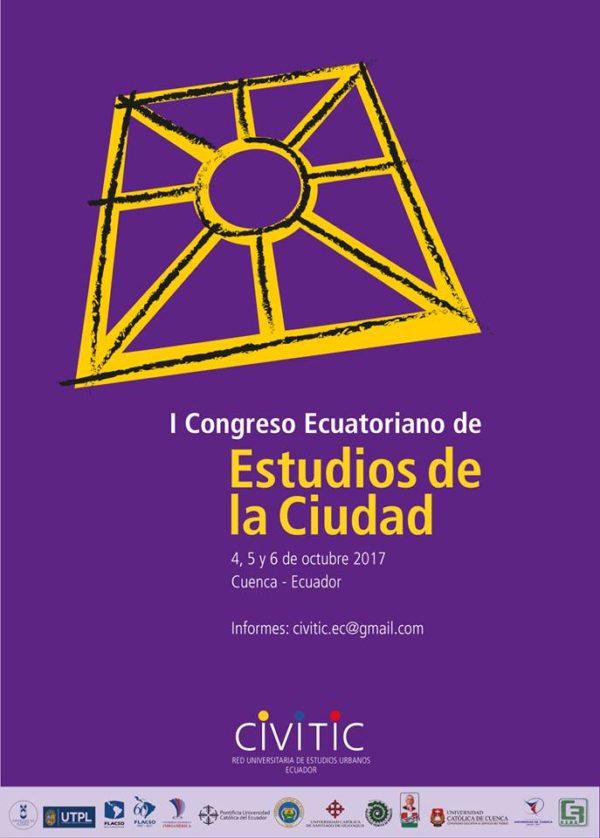 I Congreso Ecuatoriano de Estudios de la Ciudad