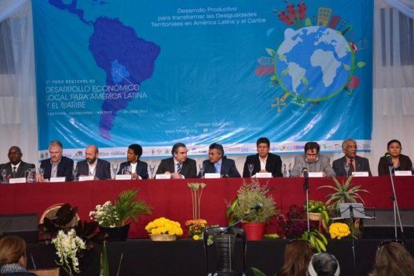 Declaración Final del 2do Foro Regional de Desarrollo Económico Local para América Latina y el Caribe