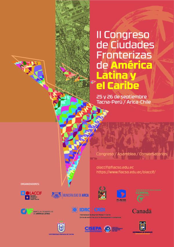 II Congreso de ciudades fronterizas de América Latina y el Caribe