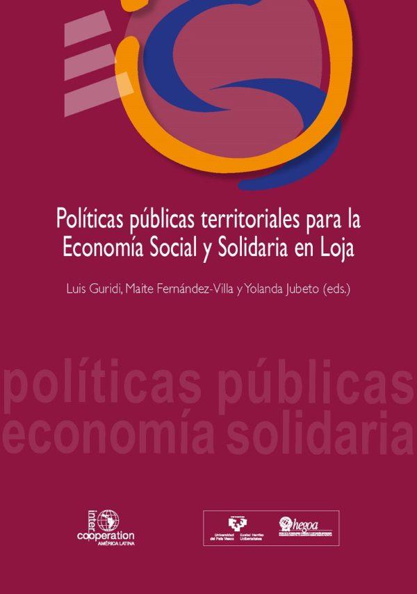 Políticas públicas territoriales para la Economía Social y Solidaria en Loja