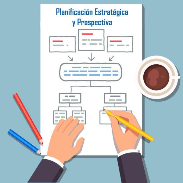 Curso Virtual: Planificación Estratégica y Prospectiva, su relevancia para la Planificación táctica y operativa.