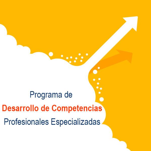 Programa de Desarrollo de Competencias Profesionales Especializadas