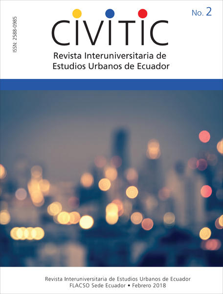 Revista de Estudios Urbanos CIVITIC