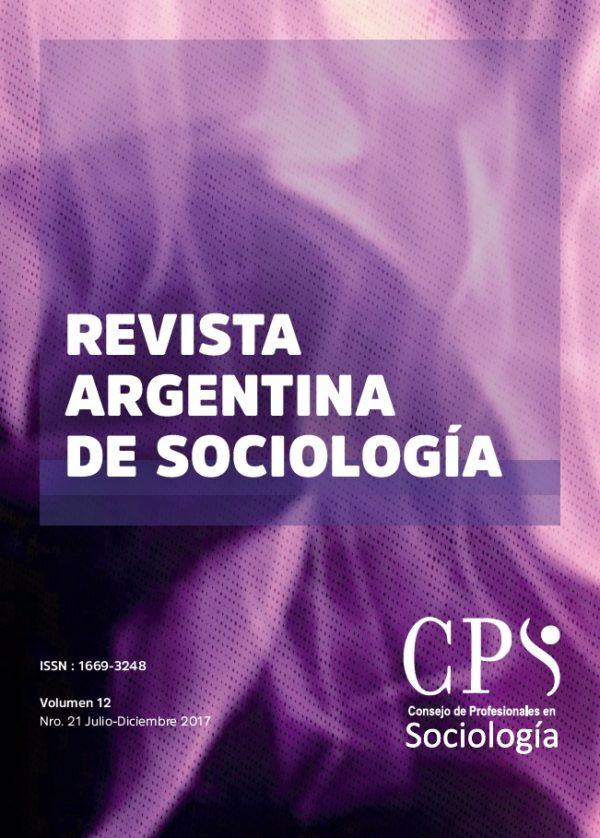 Revista Argentina de Sociología Volumen 12 (Nro. 21)