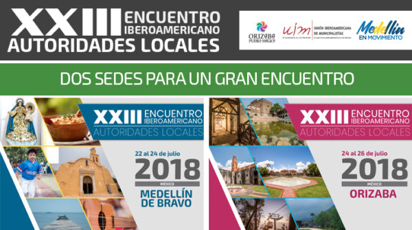XXIII Encuentro Iberoamericano de Autoridades Locales