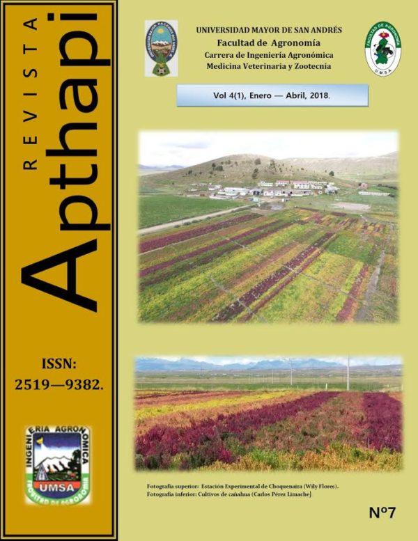Revista Apthapi Vol.4 N°1