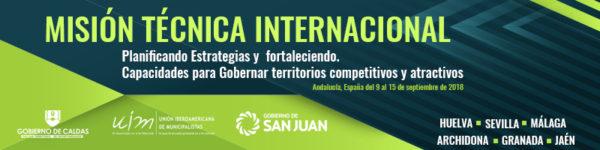 Misión Técnica Internacional: Planificando Estrategias y Fortaleciendo Capacidades para Gobernar Territorios Competitivos y Atractivos