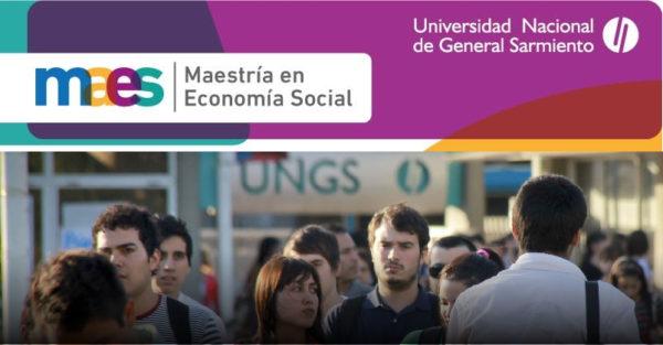 Maestría en Economía Social (MAES)