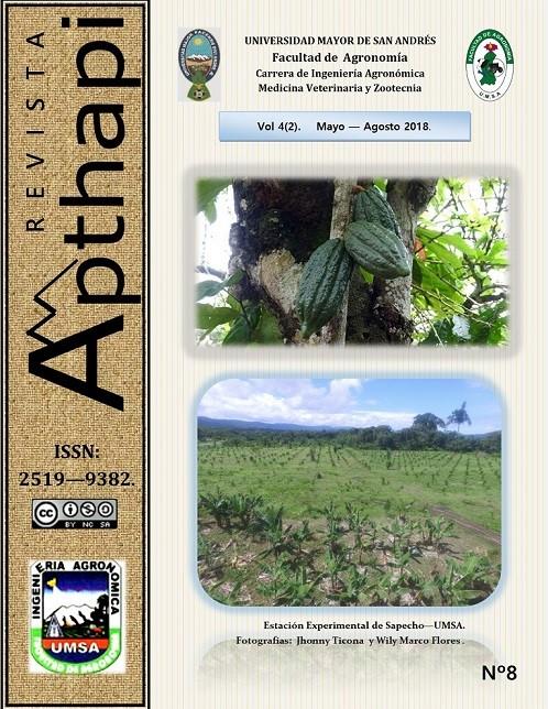 Revista Apthapi Vol.4 N°2