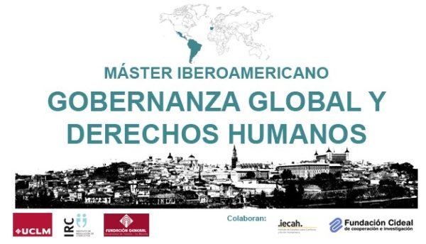 II Máster Iberoamericano Gobernanza Global y Derechos Humanos