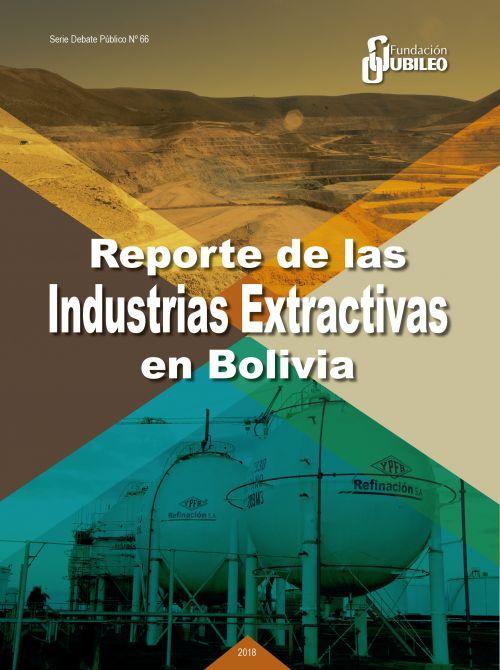 Fundacion Jubileo presenta el Reporte de Industrias Extractivas