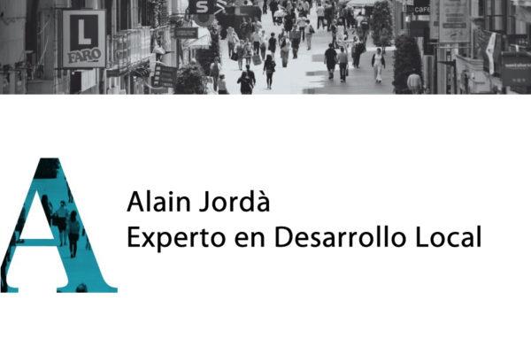 Boletín de Alain Jordà N° 44 - Experto en Desarrollo local, CIUDADINNOVA