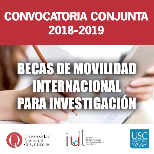 Becas UIM para investigadores/as
