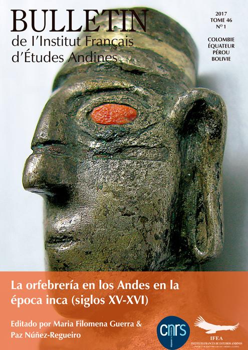 BULLETIN de l'Institut Français d'Ètudes Andines - 2017