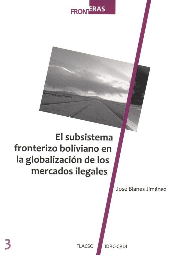 José Blanes, expone sobre Ciudades de Frontera
