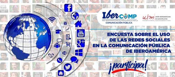 Participa de la Encuesta sobre Comunicación y RRSS en Iberoamérica