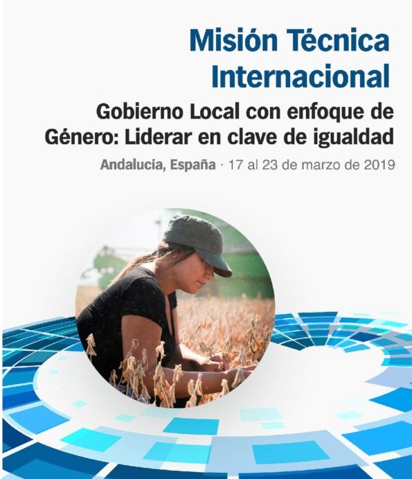 Misión Internacional: Gobierno local con enfoque de género