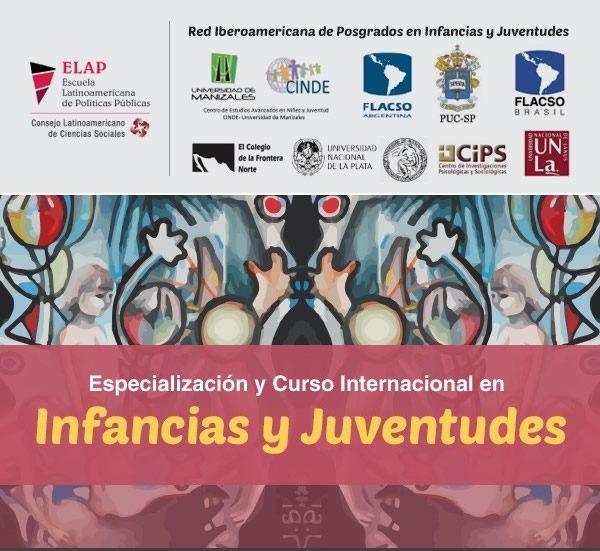 Inscripción abierta: Especialización en Infancias y Juventudes - Modalidad virtual