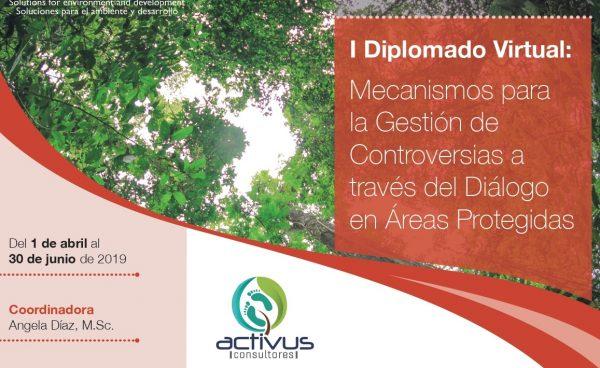 Diplomado virtual de gestión de controversias en Áreas Protegidas