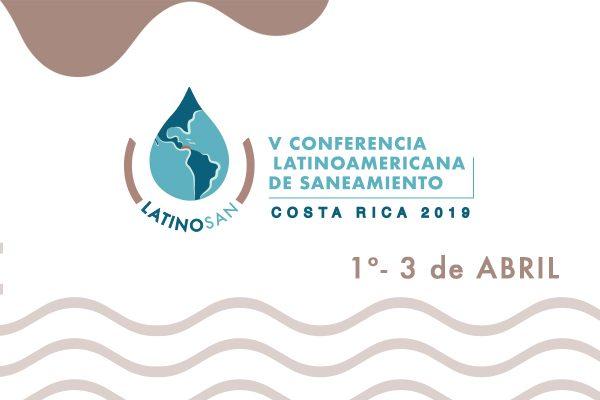 V Conferencia Latinoamericana de Saneamiento (LATINOSAN)