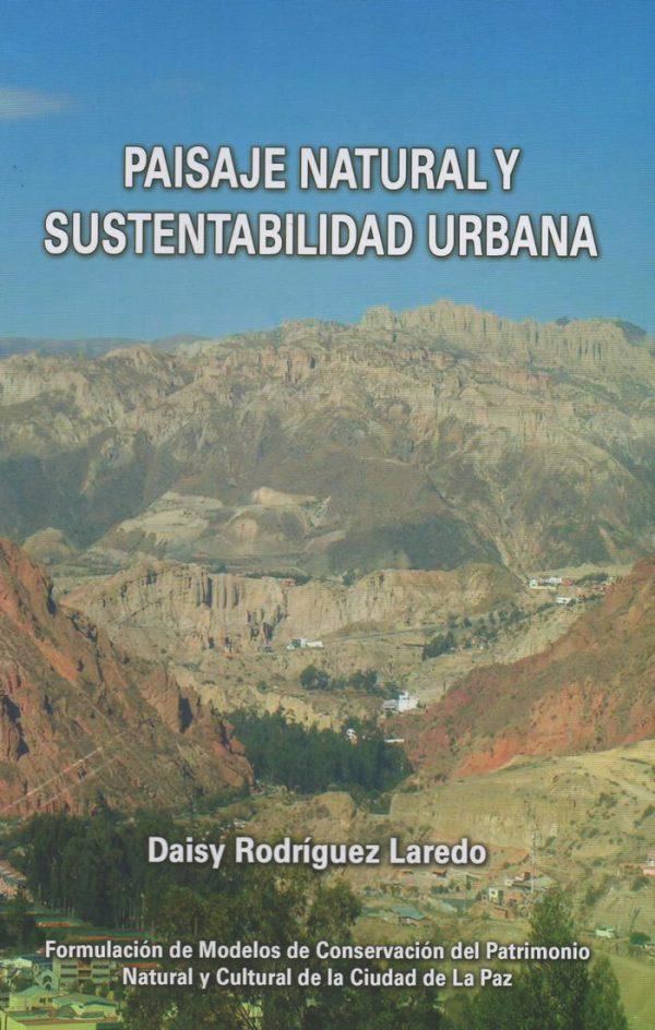 Paisaje Natural y Sustentabilidad Urbana