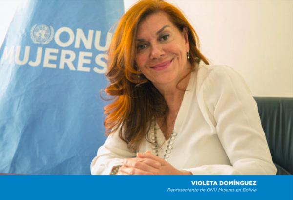 Informe Anual 2018 – ONU Mujeres Bolivia