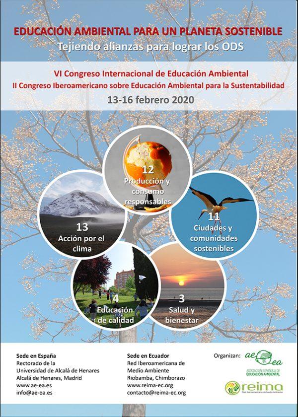 VI Congreso internacional de Educación Ambiental – II Congreso Iberoamericano sobre Educación Ambiental para la Sustentabilidad