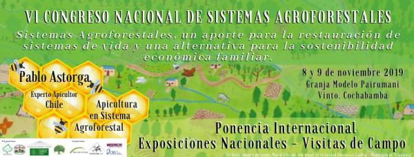 VI Congreso Nacional de Sistemas Agroforestales en Bolivia