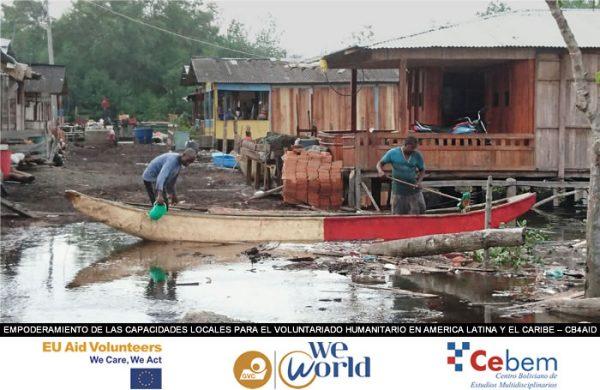 Curso virtual: Adaptación al cambio climático, reducción de riesgos y resiliencia en comunidades afectadas por desastres