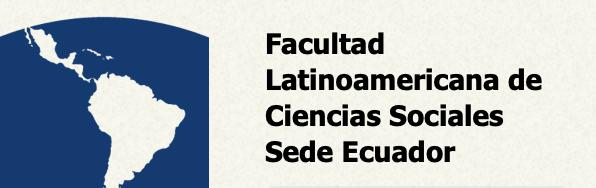 FLACSO Ecuador: Boletín Novedades Editoriales No. 20
