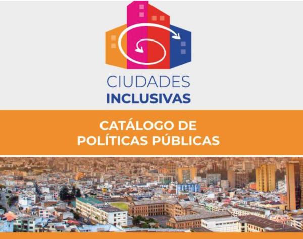 Presentamos el Catálogo de Políticas Públicas Locales Inclusivas
