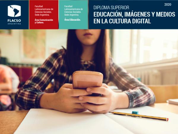 Inscripciones Abiertas - Educación, Imágenes y Medios en la Cultura Digital