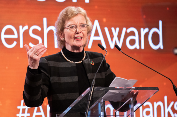 Featured Speaker: Mary Robinson