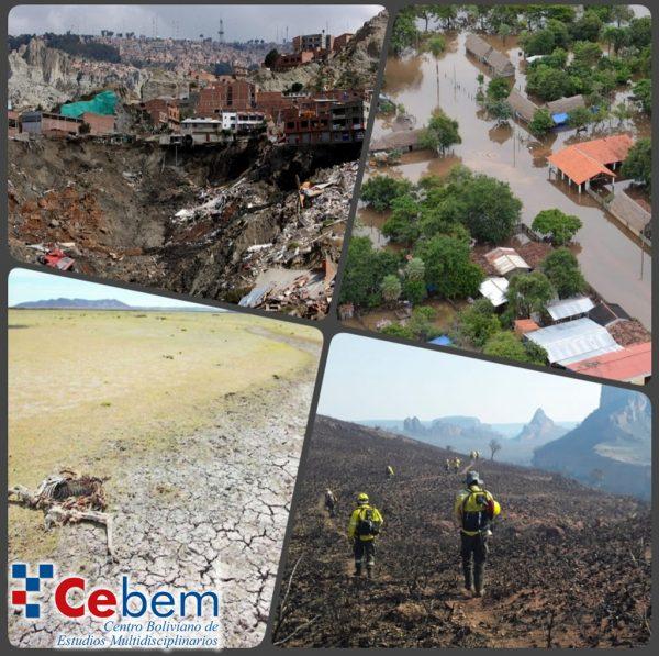 Curso de Autoaprendizaje: Adaptación al cambio climático, reducción de riesgos y resiliencia en comunidades afectadas por desastres
