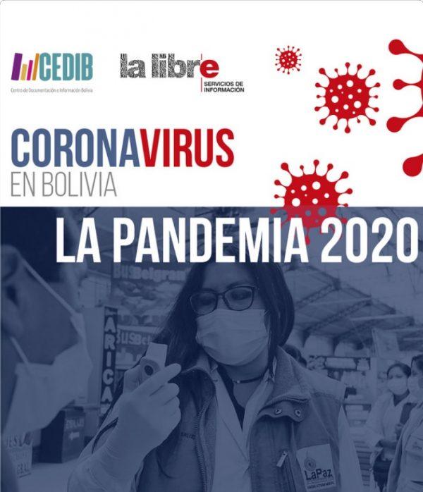 Dossier COVID19 en Bolivia de CEDIB